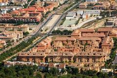 Urbanization Royalty Free Stock Photography