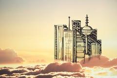 Urbanization concept Stock Photos
