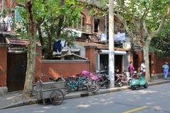 Urbanization in Shanghai Royalty Free Stock Photography