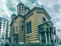 ` Urbano di Domnita Balasa del ` della chiesa ortodossa Immagini Stock
