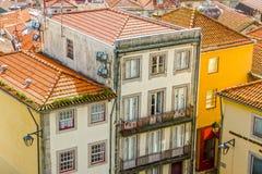 Urbano, Oporto Portogallo Fotografia Stock