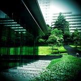 An urbanscape, Mita, Tokyo Stock Image