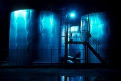 Urbanscapes industriale - 01 Fotografia Stock Libera da Diritti