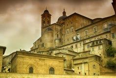 Urbino, Италия Стоковые Изображения