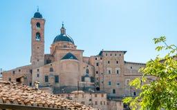 Urbino Lizenzfreie Stockfotos