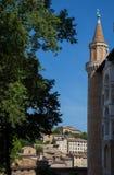 Urbino Royaltyfri Bild