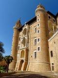 Urbino - Ducale Palace Royalty Free Stock Image