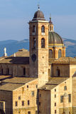 Urbino - Ducale Palace Stock Photos