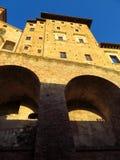Urbino - Ducale Palace Stock Photography
