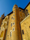 Urbino - Ducale Palace Stock Image