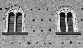 Urbino Itália, Palazzo Ducale Foto de Stock Royalty Free