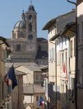 Urbino Italia Foto de archivo