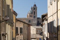 Urbino Italien Royaltyfri Bild