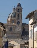 Urbino Italien Royaltyfria Foton