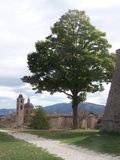 Urbino, Italy. View of the town of urbino italy Royalty Free Stock Images