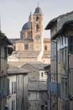 Urbino (Marches, Italy) Royalty Free Stock Photography