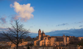 Urbino Royalty Free Stock Photography