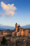 Urbino view Royalty Free Stock Images