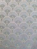 Urblekt gammal textilmodell Arkivbild