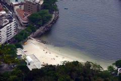 Urca Beach, Rio de Janeiro, Brazil Stock Photography