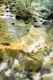 Urederra river, Navarre (Spain) Stock Photography