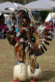 Ureinwohner-Krieger Stockfotos