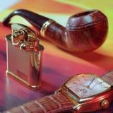 Uren Royalty-vrije Stock Foto's