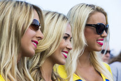 12 uren van Sebring Royalty-vrije Stock Afbeelding