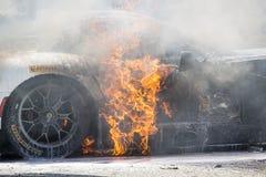 12 uren van Sebring Royalty-vrije Stock Foto's