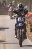 24 uren van weerstandsmotorfietsen. Lliça D'Amunt Stock Foto