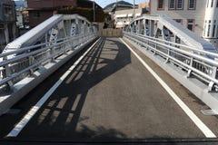 Ureshino mosta punkt Japonia Zdjęcia Stock