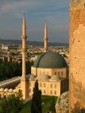 Urfa. Mosque in the historic city of Urfa, Turkey Stock Image