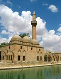 Urfa. Mosque in the historic city of Urfa, Turkey Stock Images