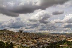 Urfa-Stadtbild von lizenzfreies stockbild