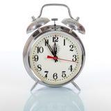 Urgence d'horloge d'alarme Images libres de droits