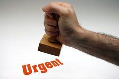 Urgent! Stock Photo