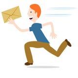 Urgent Mail Stock Photos