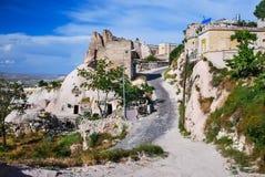 Urgup, Cappadocia, Turcja zdjęcia royalty free