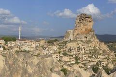 Urgup in Cappadocia, Turkey Royalty Free Stock Image