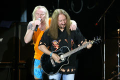 Uriah Heep Photographie stock