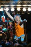 Uriah Heep Fotografia de Stock Royalty Free