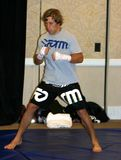 Urijah Faber Royalty Free Stock Photos