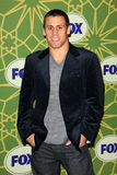 Urijah Faber at the FOX All-Star Party, Castle Green, Pasadena, CA 01-08-12. Urijah Faber  at the FOX All-Star Party, Castle Green, Pasadena, CA 01-08-12 Stock Image