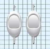 Urina de dos varones libre illustration