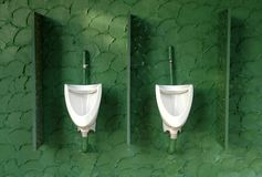 Urinal Stock Photography