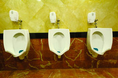 Urinal Foto de Stock Royalty Free