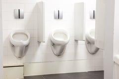 Urinal auf der Wand stockfotos