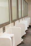 Urinal des Mannes lizenzfreies stockbild