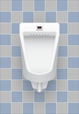 Urinal Royalty Free Stock Photo