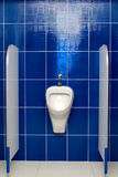 Urinal public Photo stock